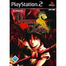 Demon Chaos (Sony PlayStation 2, 2007, DVD-Box)