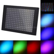 Professional 7 Channel DMX-512 LED Flat Panel Stage Light Strobe DJ KTV Bar R2M8