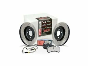 For 1990-1997 Geo Metro Disc Brake Upgrade Kit Front Centric 44291WJ 1995 1991