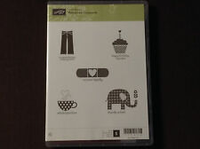 Stampin' Up! Patterned Occasions stamp set