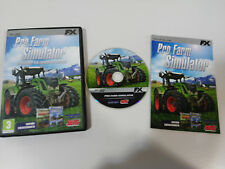 PRO FARM SIMULATOR EDICION COLECCIONISTA 3 X JUEGO PC DVD-ROM ESPAÑOL JOWOOD