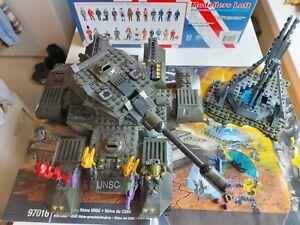 Halo Wars – UNSC Rhino - Mega Bloks Set 97016 - Out of Production no box