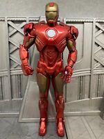 "Marvel Diamond Select Legends Avengers Borders Exclusive Iron Man 7"" Figure"
