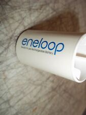 SANYO ENELOOP D ADAPTER NCS-TG-D AA TO D SIZE PRISTINE