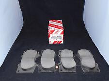 Toyota LANDCRUISER PRADO FRONT OEM BRAKE PADS 04465-60360