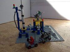 Lego - 920-Classic Space-Alpha - 1 Station Avec l'Original Mode D'emploi (de 1979)
