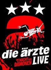 Die Ärzte -Live-Die Nacht Der Dämonen (Blu-Ray Deluxe Edt.) von Die Ärzte (2013)