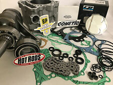 Raptor 660 102mm 686 CP Hotrods Big Bore Cylinder Stock Crank Motor Rebuild Kit
