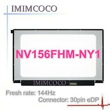 New listing 144Hz 100%Color Ips Lcd Nv156Fhm-Ny1 Fit B156Han02.3 N156Hca-Eb1 N156Hce-En1