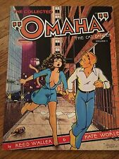 Omaha Vol 1. The Cat Dancer. Graphic Novel. Fast Shipping.