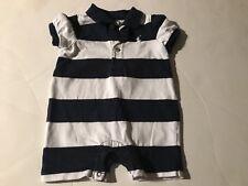 EUC INFANT BOYS RALPH LAUREN ONE-PIECE SZ-3 MONTHS