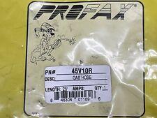 Profax 45V10R Gas Hose 25ft welding solder