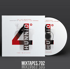 YG - 4 Hunnid Degreez Mixtape (Full Artwork CD Art/Front Cover/Back Cover) 400