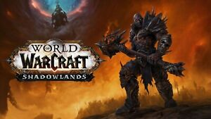 World of Warcraft WoW Shadowlands: US expansion keys