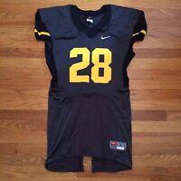 NWT Nike Men's L Football Jersey Iowa Mizzou Tigers Virginia Steelers Pitt #28