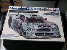 """Tamiya 1/24 Mercedes CLK-GTR """"Sportswear"""""""