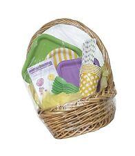 Jumbo Cellophane Shrink Wrap Bag for Gift Baskets Holidays Birthdays Christmas