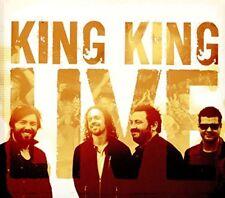 King King - KING KING LIVE [CD]