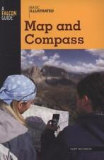 Basic Illustrated Map and Compass A Falcon Guide, Great for Boy Scouts