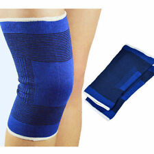 Leg Blue Braces/Supports Sleeves
