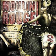 Moulin Rouge, Vol. 2 by Various Artists (CD-2002, Interscope) BRAND NEW SEALED!