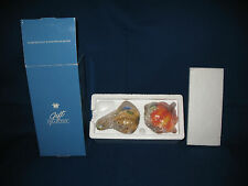 Avon 2003 Gift Collection Harvest Salt & Pepper Shakers In Original Box