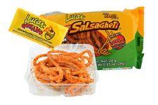 Lucas Skwinkles Salsagheti Mango Gusano 12ct, Mango Tamarind Mexican Candy