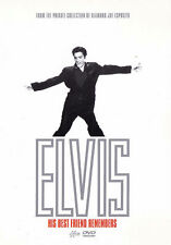 ELVIS PRESLEY His Best Friend Remembers DVD GENUINE REGION 4 AS New RARE