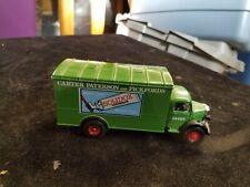 "Corgi Classics 1:50 Bedford O Series Van Solidox 5-1/2"" Long Carter Paterson"