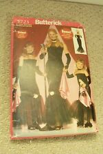 Butterick 5723 Human and Barbie doll pattern