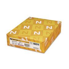 Neenah Paper CLASSIC Laid Writing Paper 24lb 93 Bright 8 1/2 x 11 Avon White 500