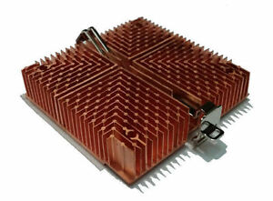 Evercool COP-6B-HS Socket370 / SocketA 1U/2U/3U Copper Heatsink