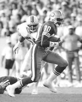 1989 San Francisco 49ers Wide Receiver JERRY RICE 8x10 Photo NFL Football Print