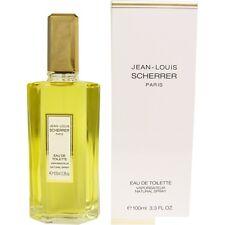 Scherrer by Jean Louis Scherrer For Women 3.3 oz Eau de Toilette Spray RARE