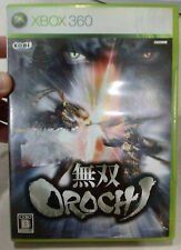 Original XBox 360 Game / Games - Orochi (Musou)