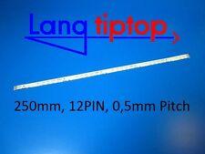 Cavo FLEX, Cavo Piatto GAZEBO HP dv6000 dv9000 250mm 12pin 0,5mm Pitch