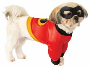 Incredibles Large Dog Pet Costume Rubies Pet Shop
