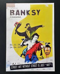 Mr.Savethewall - The Art of Banksy