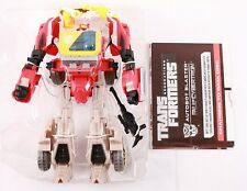 Transformers Generations Fall Of Cybertron BLASTER Voyager Class 100% Complete