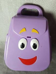 Mattel Dora the explorer Talking and singing backpack