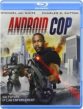 Android Cop (Blu-ray Disc, 2014) BRAND NEW SEALED