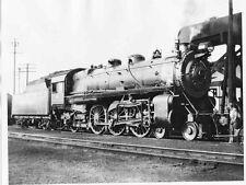 6DD285 RP 1932/60s NORFOLK & WESTERN RAILROAD ENGINE #502 CREWE VA