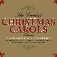 Greatest Christmas Carols VARIOUS CHOIRS Best Of 60 Holiday Songs MUSIC New 3 CD
