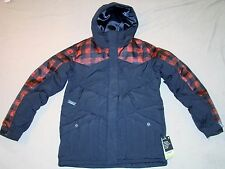 New BURTON KUSH DOWN JACKET Mes's Size S Skiing Snowboarding DRYRIDE