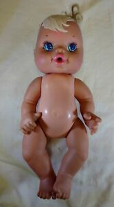 1992 Kenner Baby Alive Crying Wetting Baby Doll