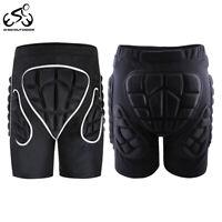 Anca Protezione Pantaloncini Sci Pattinaggio Snowboard impatto Imbottito Shorts