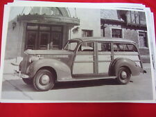 1940 PACKARD 110  WOODY  STATION WAGON 11 X 17  PHOTO  PICTURE