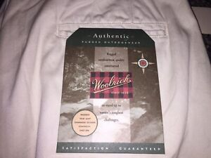 Woolrich Womens Size 12 Parchment Khaki Short / Shorts NEW With Tags