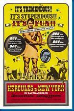 Hercules In New York Movie Poster24in x 36in
