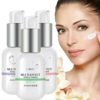 Natural Brightening Skin Faces Primer Foundation Base Make Up Cream Concealers
